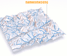 3d view of Namhkunhseng