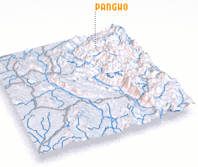 3d view of Pāngwo