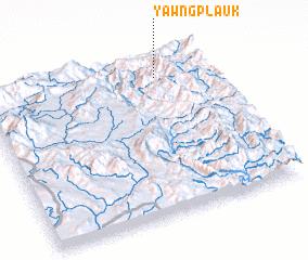 3d view of Yawngplauk