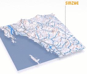 3d view of Sinzwe