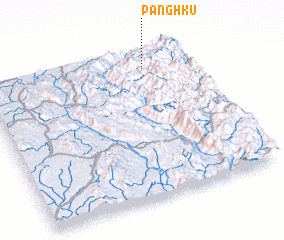 3d view of Pānghku