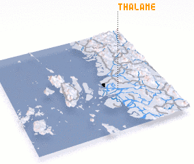3d view of Thalame