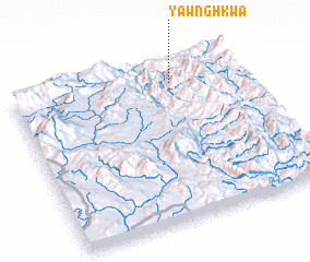 3d view of Yawnghkwa