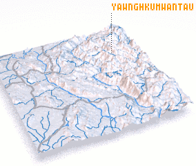 3d view of Yawnghkumwantaü