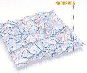 3d view of Mān Hpüng