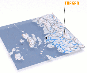 3d view of Thagan