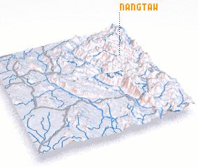 3d view of Nangtaw