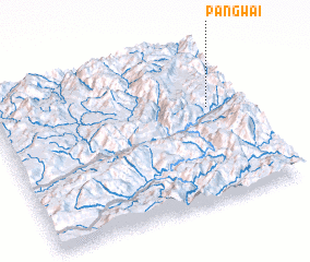 3d view of Pangwai