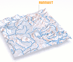 3d view of Mān Naut