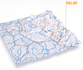 3d view of Nā-lak