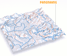 3d view of Pāngnawng