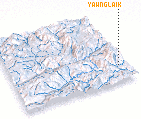 3d view of Yawnglaik