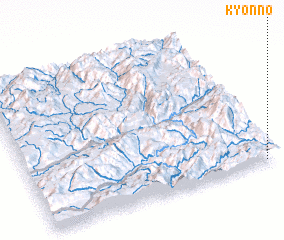 3d view of Kyonno