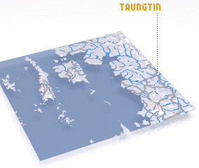 3d view of Taungtin