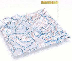 3d view of Mān Hwe-wai
