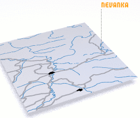 3d view of Nevanka
