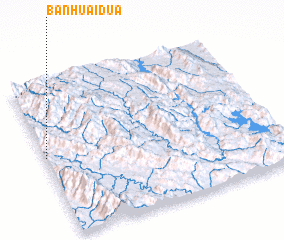 3d view of Ban Huai Dua
