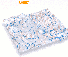 3d view of Loi-hkaw
