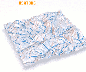3d view of Hsa-tong