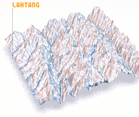 3d view of Lahtang
