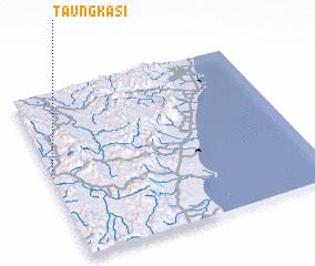 3d view of Taungkasi