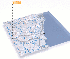 3d view of Yinba