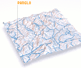 3d view of Pānglo