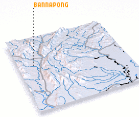 3d view of Ban Na Pong