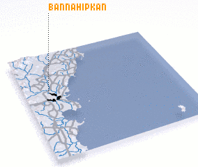 3d view of Ban Na Hip Kan