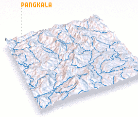 3d view of Pāngkala