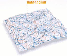3d view of Wān Pangkaw