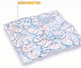 3d view of Wān Pang-yao