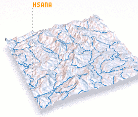 3d view of Hsana
