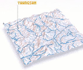 3d view of Yawngsam