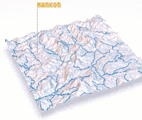 3d view of Mānkon