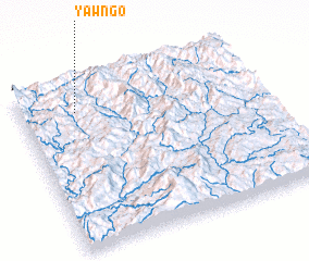 3d view of Yawngo