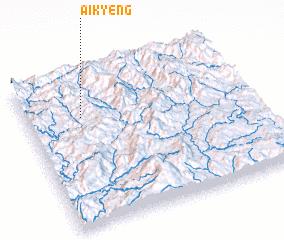 3d view of Aikyeng
