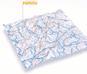 3d view of Pamung