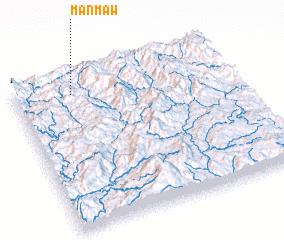 3d view of Mānmaw