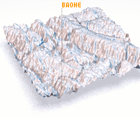 3d view of Baohe