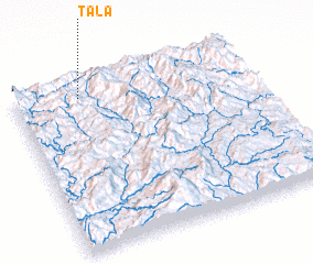 3d view of Tala