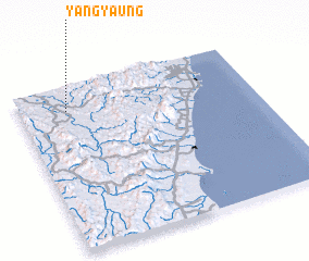 3d view of Yangyaung
