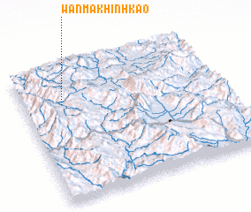 3d view of Wān Makhinhkao