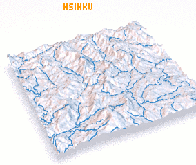 3d view of Hsihku