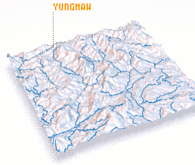 3d view of Yungmaw