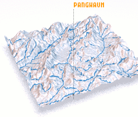 3d view of Pangwaum