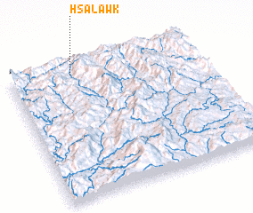 3d view of Hsalawk