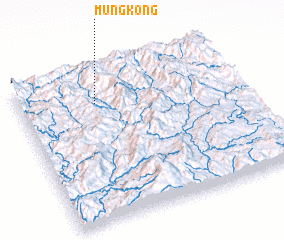 3d view of Mungkong