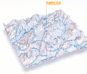 3d view of Nam-lep
