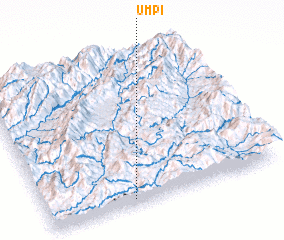 3d view of Umpi